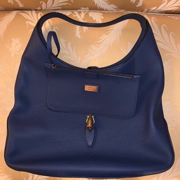 Gucci Handbags - Gucci Jackie Soft Leather Hobo Bag